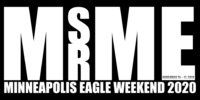 Ms./Mr. Minneapolis Eagle logo