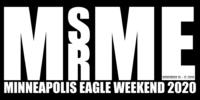Ms./Mr. Minneapolis Eagle logo