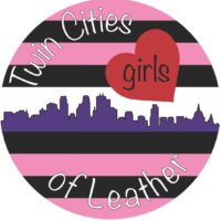 Twin Cities Girls of Leather logo
